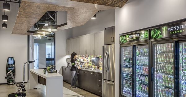 Image result for Monster Beverage Corp office