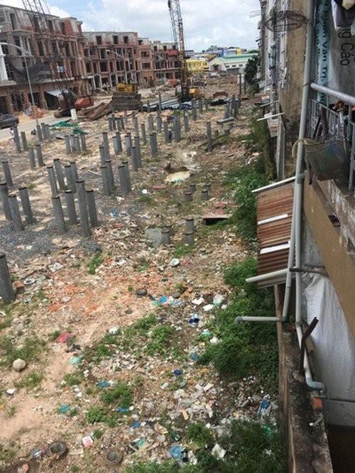 Cityland, tranh chấp đường cống thoát nước dự án Cityland, người dân bị Cityland khởi kiện