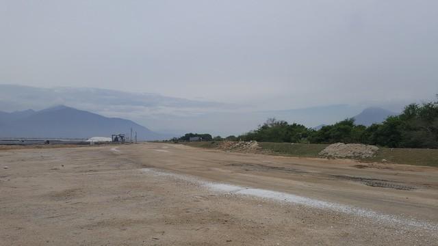 Khu vực đầu tư dự án đa phần là đất làm muối và nuôi tôm
