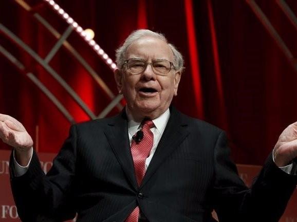1. Warren Buffett