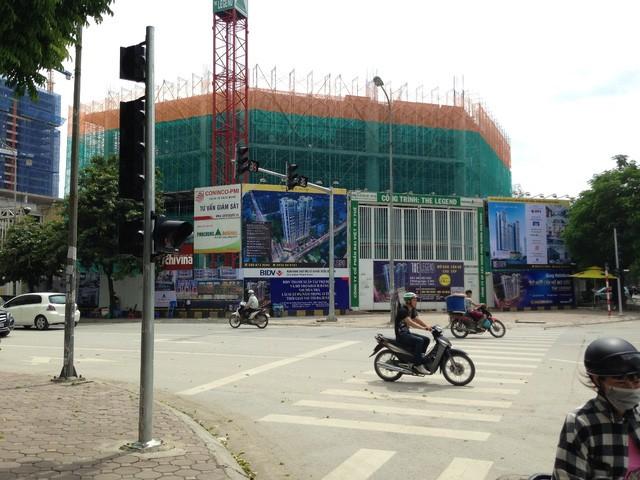 Các căn hộ tại đây đang được mở bán với giá từ 35 triệu đồng/m2.