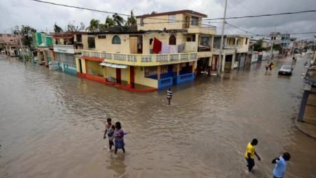Bao kinh hoang tan pha Haiti, 261 nguoi thiet mang - Anh 8