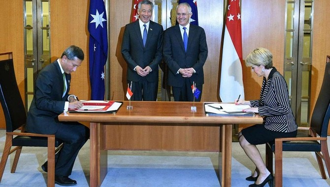 Singapore chi 1,7 tỉ USD thuê căn cứ quân sự ở Úc - ảnh 2