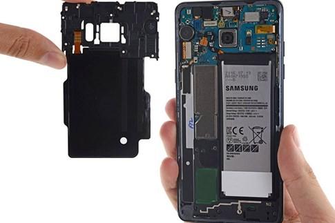 Pin của Galaxy Note 7 được Samsung thử nghiệm trong phòng thí nghiệm cá nhân - ảnh 1