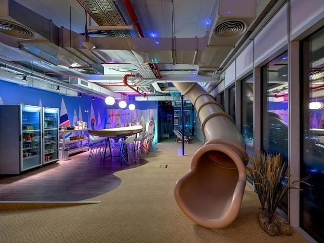 Văn phòng của Google tại Tel Aviv.