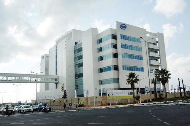 Intel là một trong những ông lớn có mặt ở Israel sớm nhất.