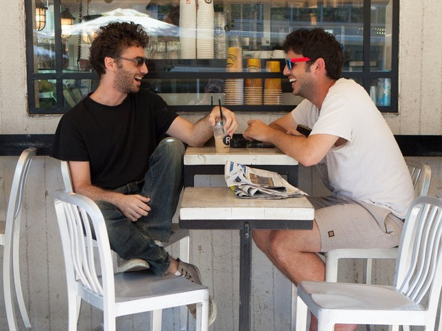 Văn hóa cà phê ở Israel đóng vai trò là điểm khởi đầu của nhiều dự án hấp dẫn.