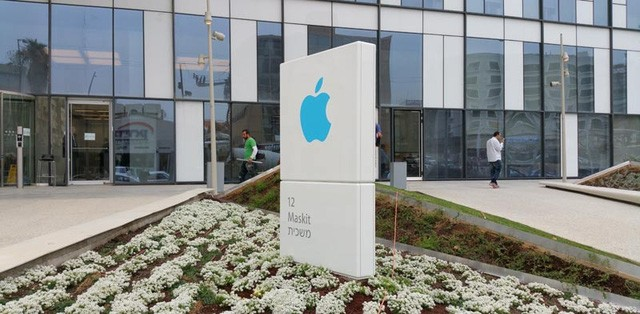 Amazon và Apple cũng đang phát triển các công nghệ mới tại các trung tâm R&D ở Israel.