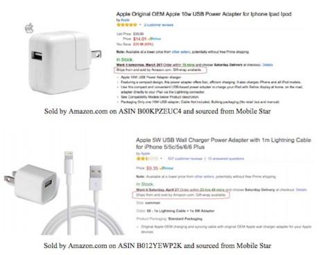 Co toi 90% phu kien 'chinh hang Apple' ban tren Amazon la hang gia - Anh 2