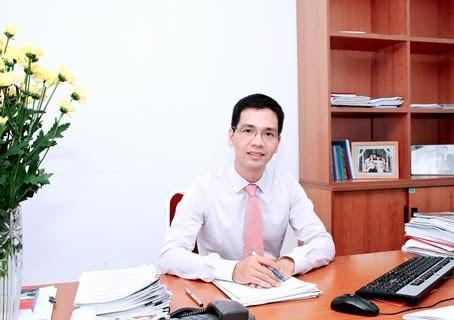Ông Võ Thành Hưng, Vụ trưởng Vụ Ngân sách Nhà nước, Bộ Tài chính