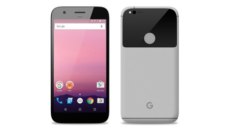 "Dang hap hoi, HTC vo duoc ""phao cuu sinh"" mang ten Google Pixel? - Anh 3"