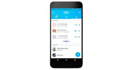 Skype cho Android va iOS sap co su thay doi lon - Anh 3