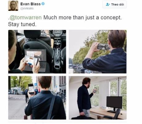Surface Phone bat ngo bi lo nhieu anh render va thuc te - Anh 2