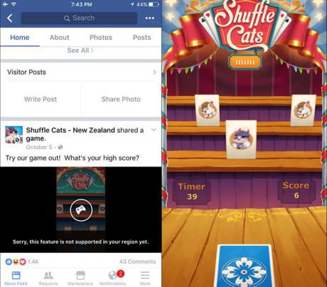 Facebook va ke hoach am tham tro lai 'danh chiem' lang game - Anh 3