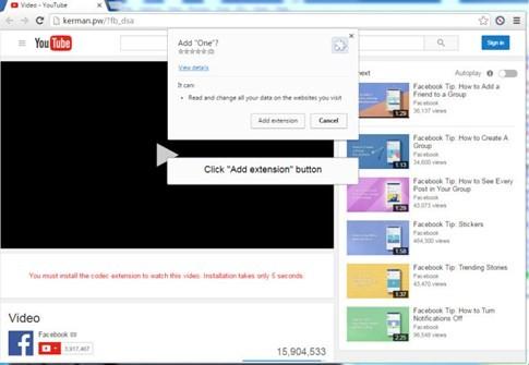 Cảnh báo mã độc ẩn trong hình ảnh phát tán trên Facebook - ảnh 2
