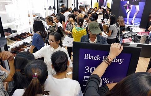 Hàng Việt khó tiếp cận 'Black Friday' - ảnh 3
