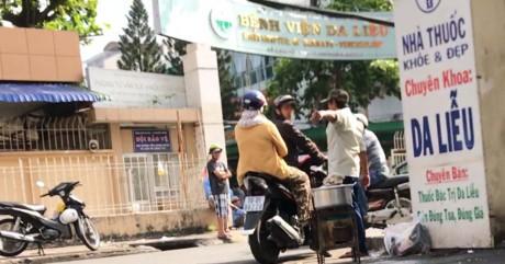 'Co' kham chua benh long hanh cac benh vien TP.HCM: Kiem tra, xu ly nghiem - Anh 2