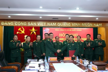 Tong cong ty 319 co chu tich, tong giam doc moi - Anh 2