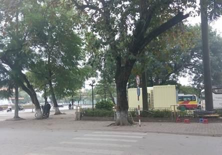Thai Nguyen: Cong trinh xay dung khong phep 'chenh enh' giua trung tam TP - Anh 3