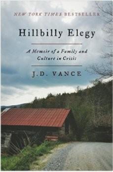 Hillbilly Elegy: A Memoir của một gia đình và văn hóa trong khủng hoảng bởi JD Vance