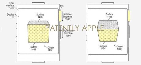 Apple se dem nut Digital Crown tren Apple Watch vao iPhone - Anh 1
