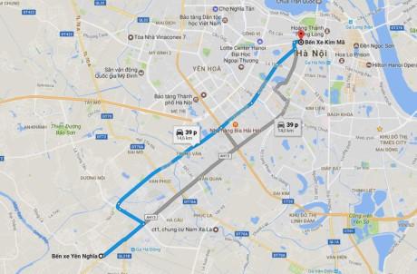 Vi sao Ha Noi chon diem nong un tac de van hanh BRT? - Anh 2