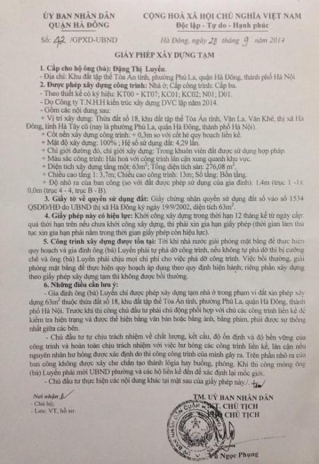 Ha Noi: Dan dieu dung vi du an treo hoi sinh bat thuong - Anh 3