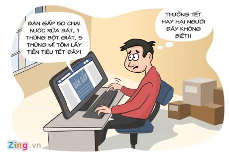 Hi hoa ve cach thuong Tet doc, la cuoi ra nuoc mat - Anh 7