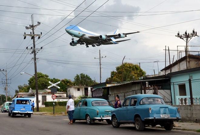 Obama chao tu biet: Khi nhung giac mo con dang do hinh anh 2