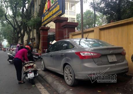 Pho nho, ngo nho Ha thanh chat cung xe hop - Anh 11