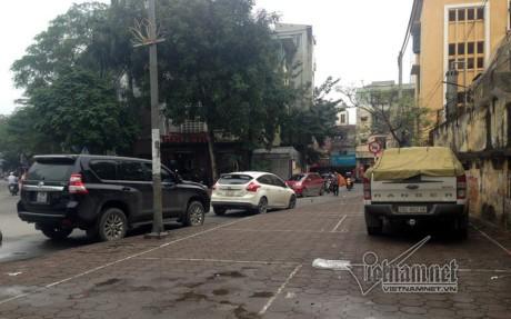 Pho nho, ngo nho Ha thanh chat cung xe hop - Anh 13