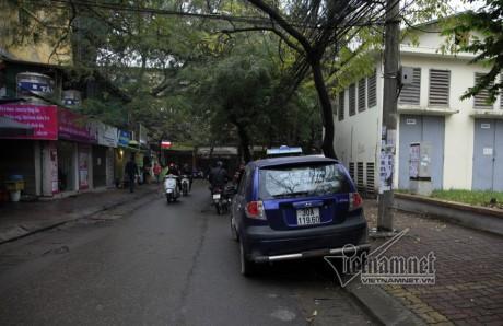 Pho nho, ngo nho Ha thanh chat cung xe hop - Anh 2