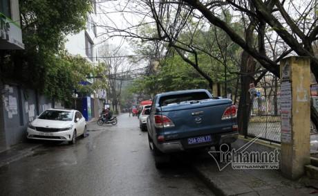 Pho nho, ngo nho Ha thanh chat cung xe hop - Anh 4