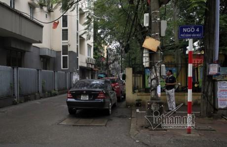 Pho nho, ngo nho Ha thanh chat cung xe hop - Anh 5