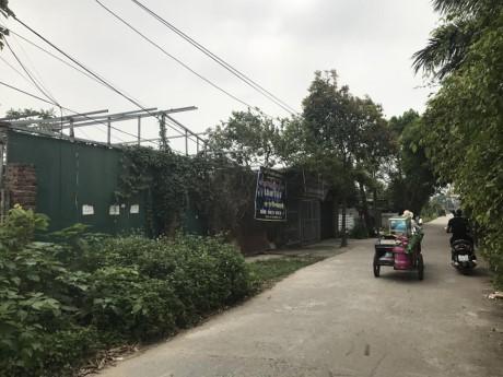 Xay nha trai phep tran lan tren dat nong nghiep o Ha Noi - Anh 9
