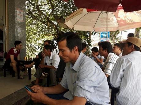 50 cong nhan, ky su yeu cau cong ty Vang Bong Mieu tra so BHXH - Anh 2