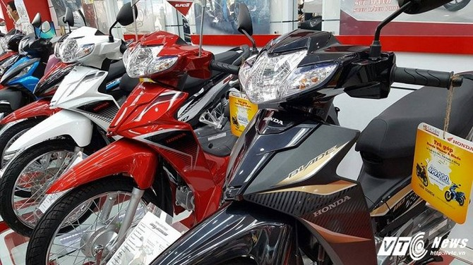 xe tay ga, Honda Vision, xe ga, xe Honda, xe máy, xe lead, Honda SH