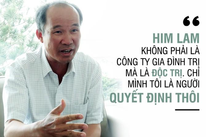 Dai gia Minh Him Lam: Tu san golf Tan Son Nhat den ngan hang Sacombank hinh anh 1
