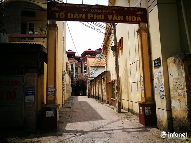 Ngõ 5 Nguyễn Viết Xuân được nối thông với ngõ 6 Bế Văn Đàn.