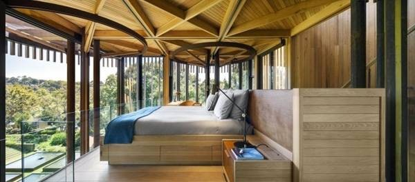 nhà đẹp, thiết kế nhà, nhà trên cây, khách sạn