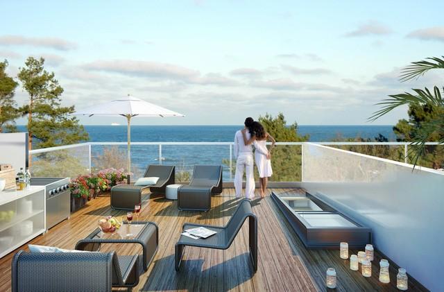 Từ khu nhà bỏ hoang nhiều thập kỷ đang biến thành khu nghỉ dưỡng tuyệt đẹp trên bãi biển, căn hộ có giá nửa triệu đôla - Ảnh 14.