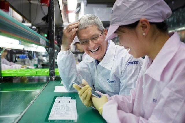 Foxconn chuẩn bị IPO hơn 63 tỷ USD, sẽ là phiên IPO lớn nhất Trung Quốc từ 2015 - Ảnh 1.