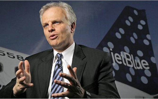 CEO, xử lý khủng hoảng truyền thông, JetBlue, David Neeleman