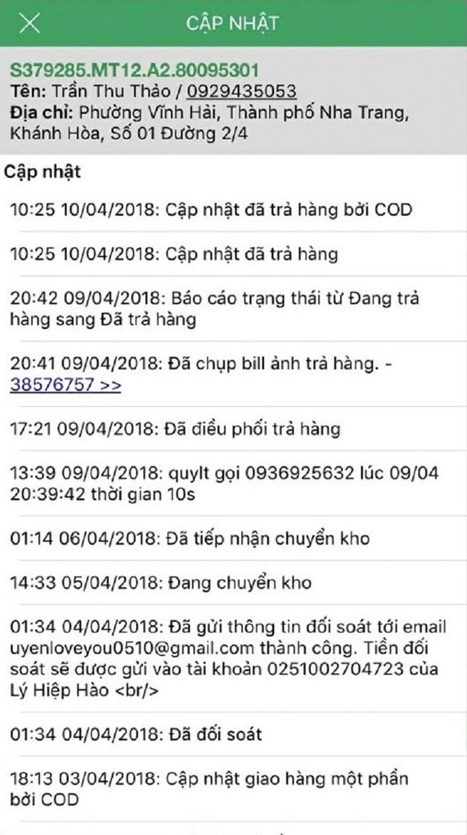 Lam mat hang lien tuc, Cong ty Giao hang tiet kiem dang 'dua' voi niem tin cua khach? hinh anh 2