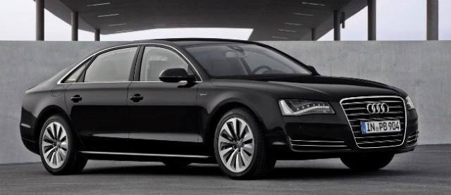 Audi A8 L gắn với nữ Thủ tướng Đức