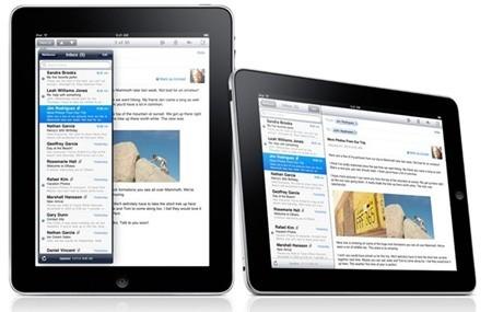Phiên bản iPad 1 Wi-FI không được trang bị chip GPS.