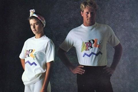 Apple từng ra mắt một thương hiệu thời trang khá