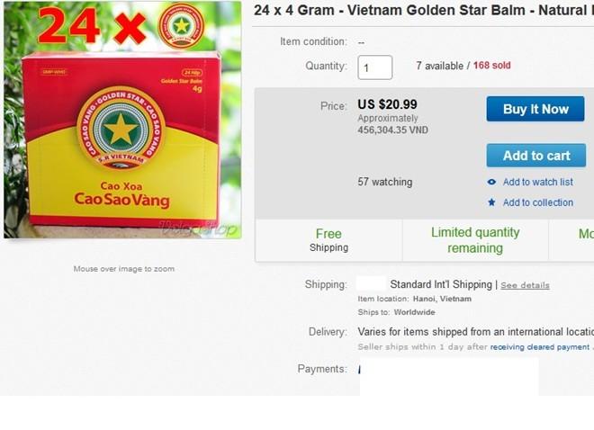 Vì sao Cao Sao Vàng vắng bóng ở thị trường Việt?