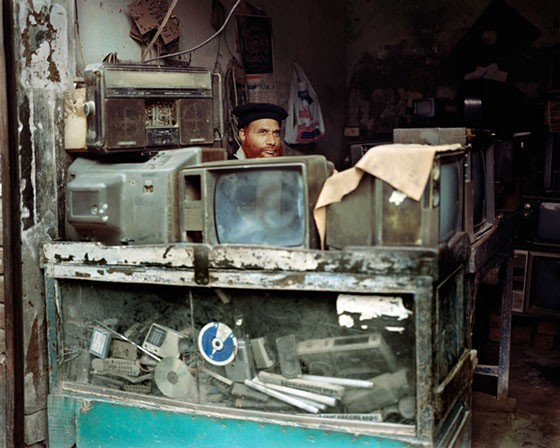 Rác thải công nghệ thế giới đi về đâu?