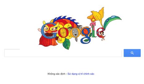 google ngày 1/6